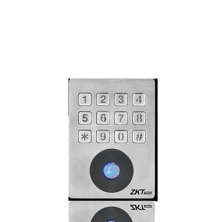 Clavier étanche à codes et badges RFID