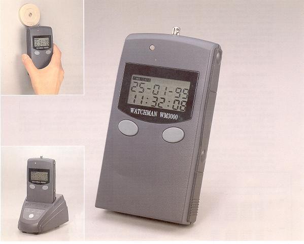 Kit contrôleur de rondes WM3000