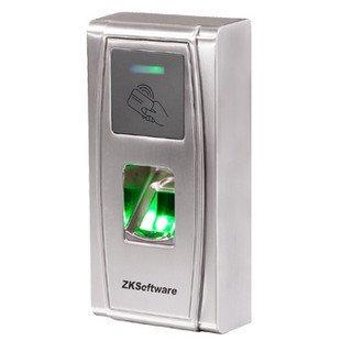 système de Contrôle d'accès étanche avec empreintes + Badges RFID