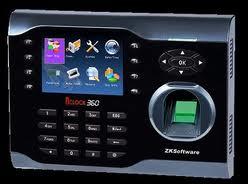 Pointeuse Multimédia à Empreintes et Badges avec fonction WiFi