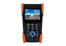 Testeur de caméra IP, analogique et HD avec écran tactile 3.5 pouces