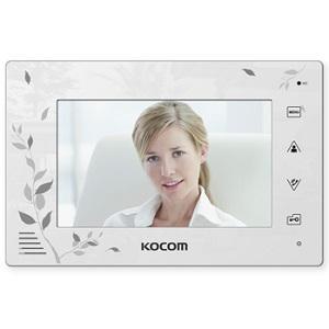 Kit Vidéophone LCD mains Libres avec fonction d'enregistrement