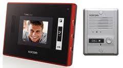 Vidéophone LCD mains Libres + Platine de rue MC22
