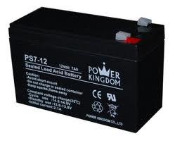 Batterie 12V7Ah