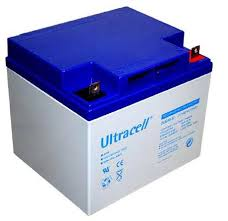 Batterie ULTRACELL UCG40-12