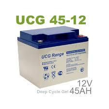 Batterie ULTRACELL UCG45-12