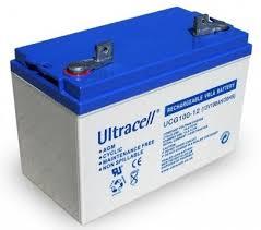 Batterie ULTRACELL UCG100-12