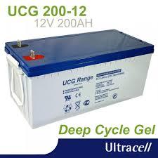 Batterie ULTRACELL UCG200-12