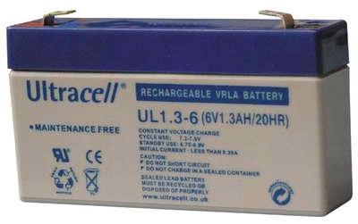 Batterie ULTRACELL UL1.3-6
