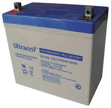 Batterie ULTRACELL UL55-12