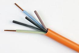 CR1 Câble incendie PYRO anti feu 2x1,5