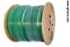 Câble coaxial double blindage spécial vidéo longues distances en tourets de 1000m
