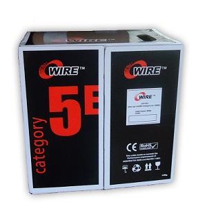 Câble 4 paires (Bobine de 305m).