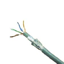 Câble réseau informatique 4 paires (avec écran) de Catégorie 6 FTP (Bobine de 305m).