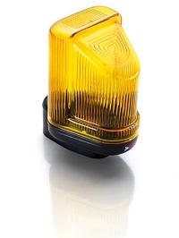 Lampe clignotante 230 V pour les centrales de commande prééquipées