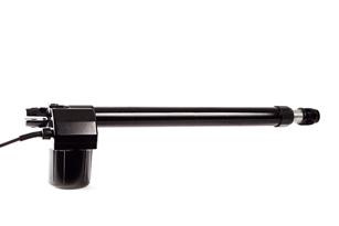 Vérin électromécanique avec sortie tige pour portails battants jusqu'à 3 m