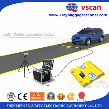 Portable Under Vehicle Surveillance/Inspection System (UVSS/UVIS)